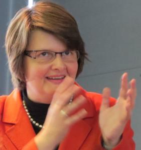 Foto der Staatsekretärinn Dr. Maria Flachsbarth