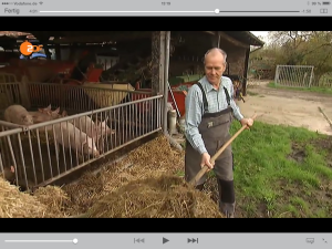 ZDF/Frontal 21: Kritk am falschen Einsatz von Antibiotika in Human- und Tiermedizin (Sendung vom 11.11.2014)
