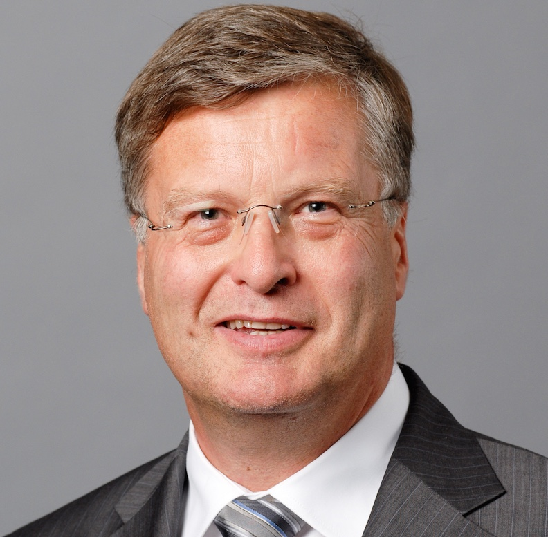 bpt-Präsident Dr. Hans-Joachim Götz