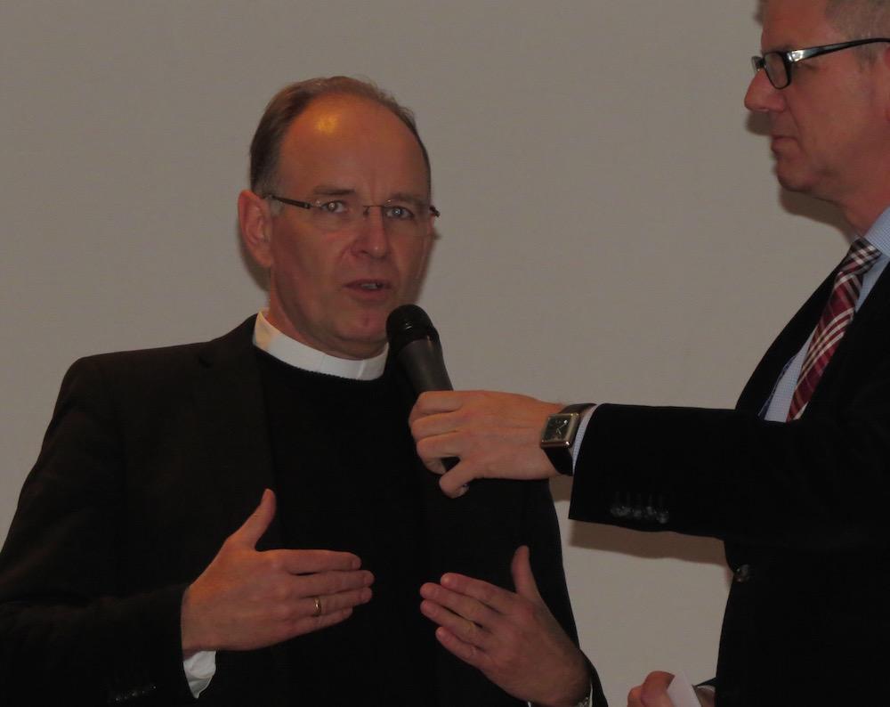 """""""Tierärzte haben eine Berufung"""" – Ralf Meister, Evangelischer Landesbischof."""
