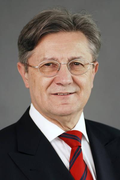 Erneut zum Präsident der TiHo gewählt: Dr. Gerhard Greif. (Foto: TiHo/T. Ullrich)
