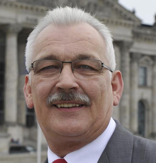 Dr. Wilhelm Priesmeier, Tierarzt und agrarpolitischer Sprecher der SPD-Bundetsagsfraktion. (Foto: © Dt. Bundestag)