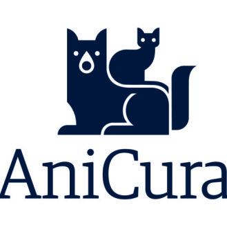 """Hund und Katze – Das Logo der auf Kleintierzentren spezialsierten schwedischen Tierklinik-Kette """"AniCura AB"""" (@Presse/AniCura)"""