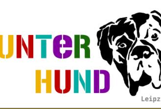 "Logo des Vereins ""Bunter Hund Leipzig e.V."""