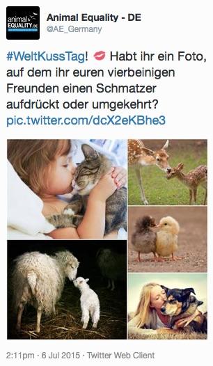 Tierrechtler_Weltkusstag