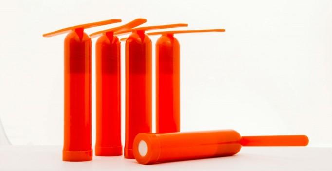 Umstrittenes Ketose-Medikament: Kexxtone wird Rindern als Bolus mit Langzeitwirkung verabreicht. (© Herstellerfoto)