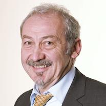 Kandidiert für das Amt des 2. Vizepräsidenten: Dr. Arnold Ludes (Saarland) (Foto: © BTK)
