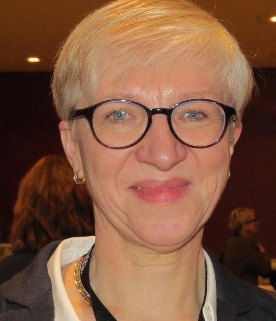 Inge Böhne (Niedersachsen) kandidiert für das Amt des bpt-Präsidenten. (Foto: @WiSiTiA/aw)