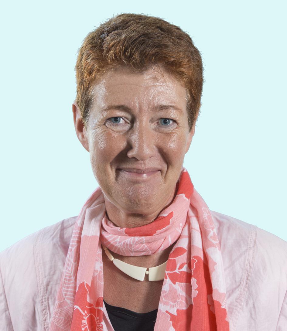 Dr. Petra Sindern (Hamburg) kandidiert für das Amt der bpt-Vizepräsidentin. (Foto: © privat)