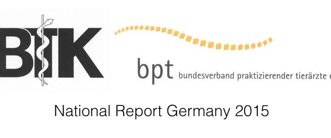"""Gemeinsamer """"Jahresbericht 2015"""" von BTK und bpt"""