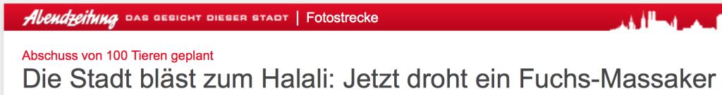 Münchner Abendzeitung: