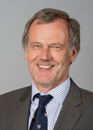 bpt-Präsident Dr. Siegfried Moder (Foto: © bpt)