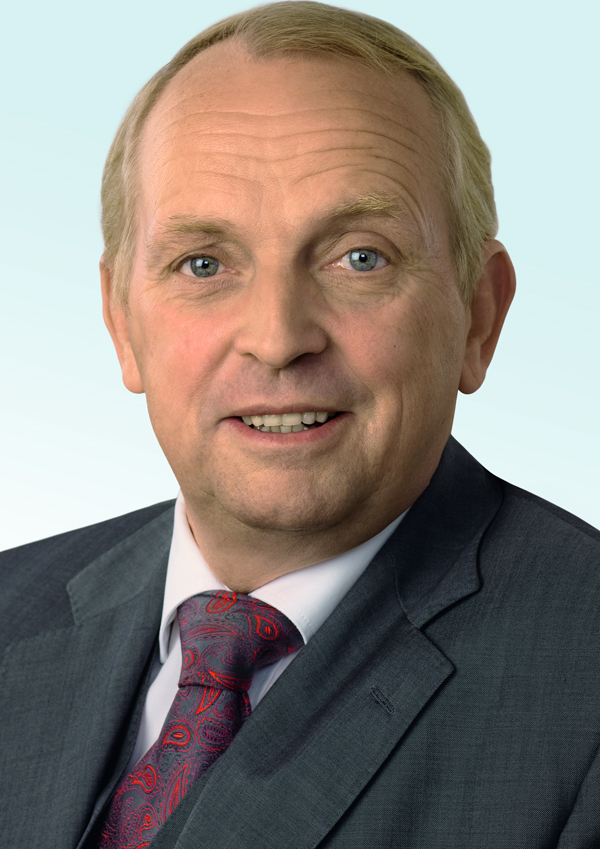 Dr. Till Backhaus, SPD-Landwirtschaftsminister in Mecklenburg-Vorpommern (Foto: © Landesregierung)