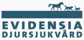 Logo der Schwedischen Klinik-Kette Evidensia. (©Evediensia)