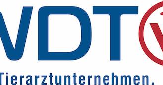 Logo der Wirtschaftsgenossenschaft der Tierärzte (WDT). (© WDT)