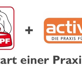 Planen den Neustart einer Tierarztkette: Fressnapf und activet. (©Logos: Fressnapf/activet – Montage WiSiTiA/jh)