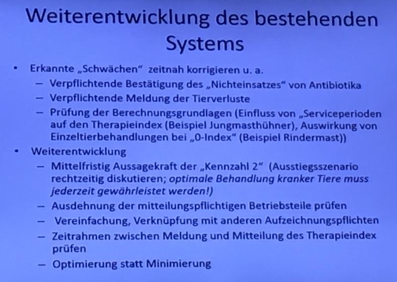 Konkrete Verbesserungsvorschläge aus Mecklenburg-Vorpommern – vorgestellt auf einem SPD-Fachgespräch im Bundestag. (© Vortrag M. Dayen)
