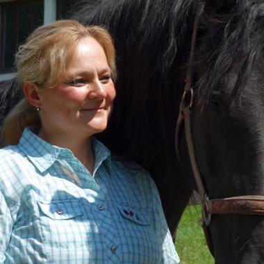 Fachwissen aus 20 Berufsjahren weitergeben – Silke Moberg will in die Ausbildung wechseln.