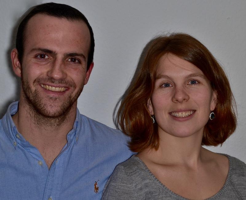 Vom bvvd in die Kammer? Katharina Wadepohl und Dimo Naujokat kandidieren in Niedersachsen. (Foto: © bvvd)