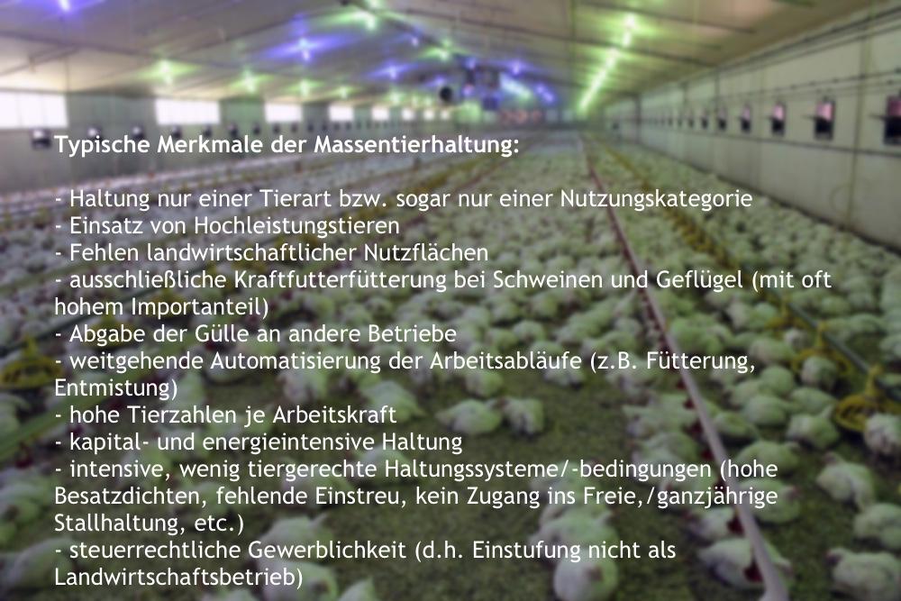 """""""Typisierung"""" der """"Massentierhaltung"""" nach Hörning (2013). (Foto: ©bigdutchman/Montage WiSiTiA/jh)"""