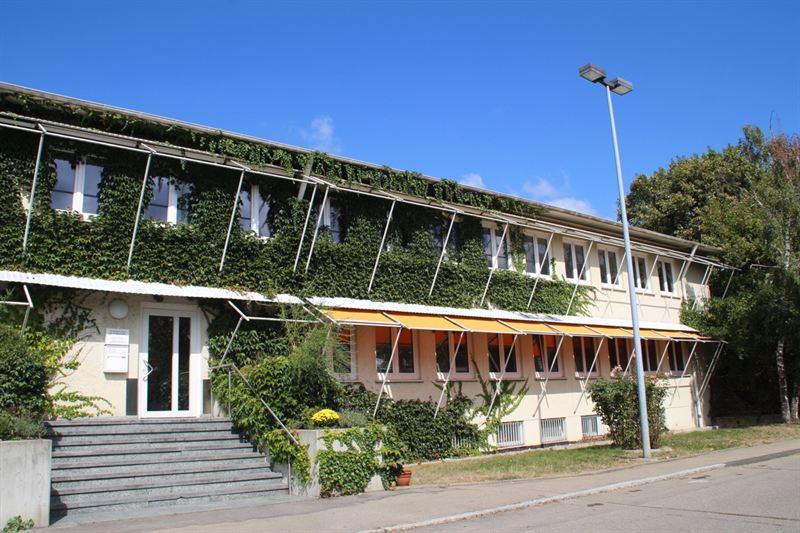 AniCura-Kleintierklinik Neu-Ulm, zuvor Tierärztliche Klinik Dr. Peter Neuhofer. (Foto: © AniCura)