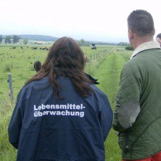 Weideschlachtung ist in Deutschland möglich – wenn man vorher mit dem Veterinäramt die Auflagen abklärt.