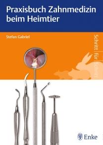 """Cover Praxisbuch """"Zahnmedizin beim Heimtier"""""""