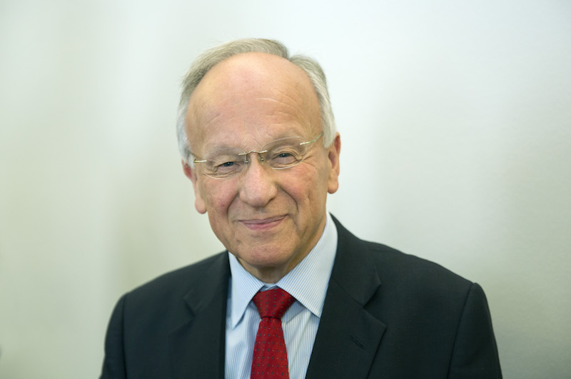 Beteiligt an der neuen Struktur des BMEL: Staatssekretär Hermann Onko Aeikens (Foto: © BMEL/Thomas Koehler)