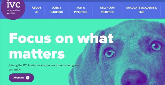 Gekauft vom gleichen Investor: die britische Tierarztkette Independent Vetcare und die schwedische Kette Evidensia. (Foto: Screenshot Webseite Independent Vetcare)